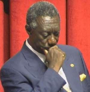 PRESIDENT:  John Agyekum Kufuor